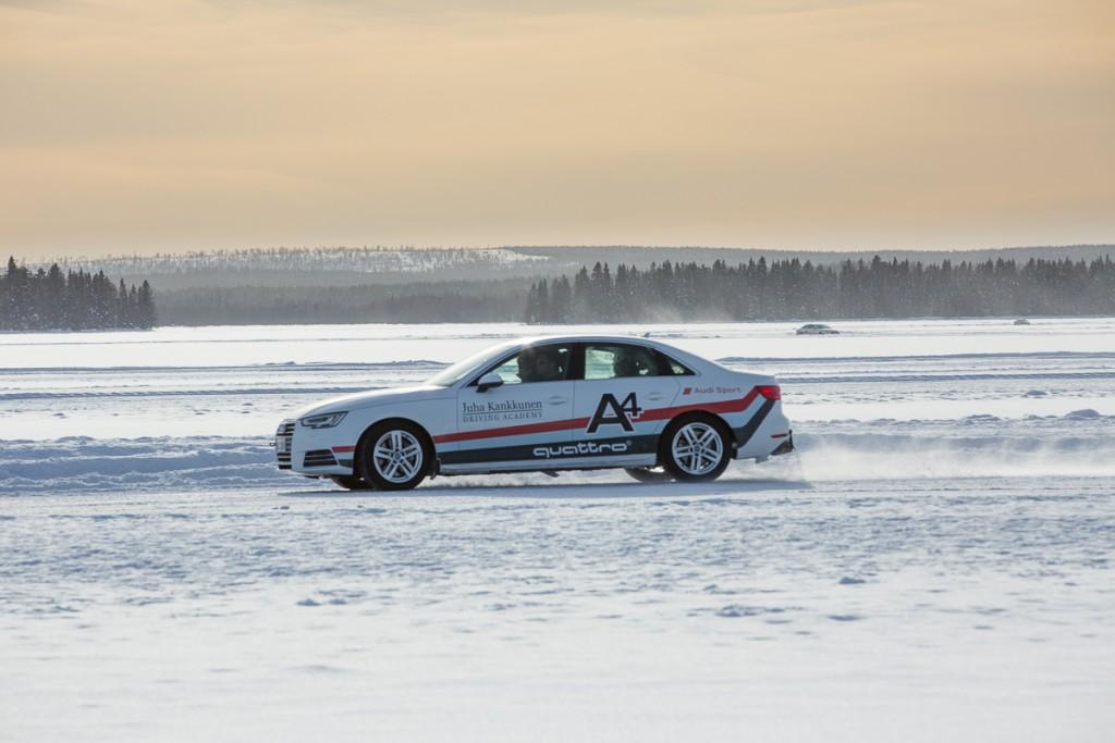Valokuvaus ja videokuvaus: Juha Kankkunen driving academy